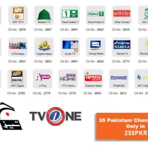 pakistani-channels - Dish TV in Pakistan